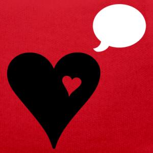 spreken hart