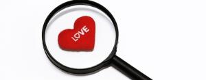 hart onder vergrootglas
