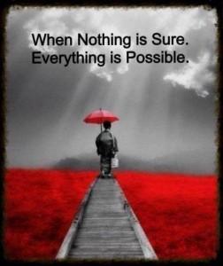 onzekerheid