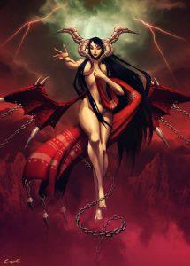 Lilith_by_GENZOMAN
