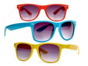 gekleurdebril